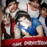 All one direction fans will love this. One Direction cushion £1 @ Poundworld