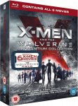 X-Men and The Wolverine Adamantium Collection (Includes UltraViolet Copy) Blu-ray £15.99 From Zavvi