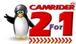 Full Motorbike license for as low as £338 (2 for 1) @ Camrider