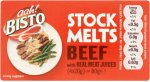 Bisto Stock Melts Beef, Chicken or Vegetable (4 x 20g) was £1.45 now 72p @ Morrisons