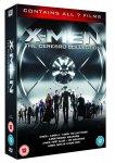 X-Men - The Cerebro Collection (7 Films Box Set) [DVD] [2014] £15.99 @ Amazon (£10.99 with Mastercard code)