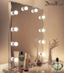 Win a Hollywood mirror with Illuminated Mirrors @ Closer Online