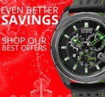 Up to 50% off designer watches & jewellery @ Chapelle