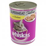 Whiskas Supermeat 390G 2 for 99p @ 99p Stores