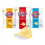 Seabrook straight cut crisps 6 pack £1 @ Asda instore (Free via Clicksnap app)