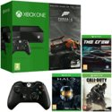 Xbox One with Forza 5 Download, Call of Duty Advanced Warfare, Halo The Master Chief Collection, The Crew & Wireless Controller = £369.99 @ Game