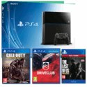 PS4 Bundle Thread @ Game (PlayStation 4 With DriveClub, The Last Of Us Download, Call Of Duty Advanced Warfare, 22 Jump Street & Transformers 4 = £369.99)