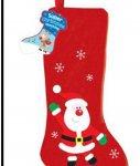 5ft Christmas Stocking £2.99 @ Family Bargains