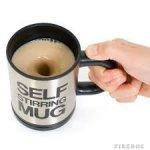Self Stirring Mug for £3.98 + £1.99 delivery (Was £15.00) @ Groupon