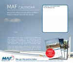 free calendar free postage