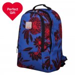 80% OFF - Tripp Chrysanthemum Backpack (Summer Blue/Black) - £10.00 @ Debenhams