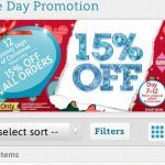 DISNEY STORE OFFERING 15% OFF ALL ORDERS TODAY ONLINE ONLINE