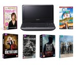 Win A Sony portable DVD player and BBC DVDs ( 1 of 2 ) @ Tv Choice