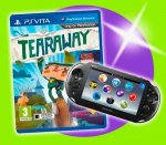 Win 1 of 2 x Sony PS Vita and Tearaway game sets @ Tv Choice