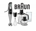 Win 1 of 3 x Braun Multiquick Hand Blenders @ TV Choice