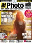 Free copy of N-Photo magazine from iTunes