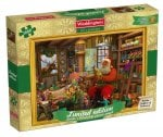 Waddingtons Santa's Workshop Limited Edition 1000 pc Jigsaw £6.99 @ Amazon  ( Sold by FunCollectables fulfilled by Amazon )