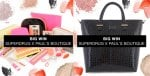 Win a Pauls Boutique bag and selection of PB beauty products @ Superdrug