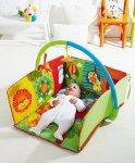 Mothercare Safari 2 in 1 Baby Gym £9.99 at ELC