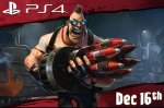 LOADOUT is coming as a exclusive Free 2 Play on PS4 December 16th!