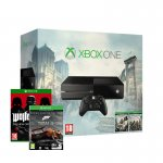 XBOX ONE Console + 4 Games for £299.99 @ ebay / shopto