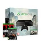 xbox one console with 4 games forza 5 download,assassins creed black flag and unity and wolfenstein £329.86 @ Shopto