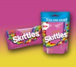 Skittles - large share pouch at Sainsburys - £1