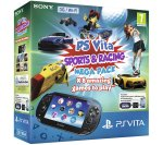 SONY PS Vita Sports & Racing Mega Pack with 16 GB Memory Card = £129.99 @ Currys
