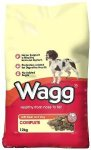 Wagg Complete dog food 12kg beef &veg/chicken &veg £10 @amazon free delivery