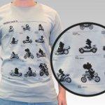 Mario Kart 8 Starting Grid Unisex T-Shirt - 3750 Club Nintendo Stars