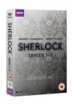 Sherlock Boxset 1-3 DVD £14.00 @ Tesco Direct inc. Free C&C/Delivery