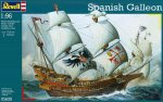 Revell Spanish Galleon model ship £29.99 The Works