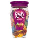 600g jar Quality Street @ £2.99 in Home Bargains