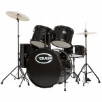 Crash Force Five 5-Piece Rock Drum Kit - £154.99 + free UK delivery @ DV247