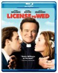 License To Wed - Staring the amazing Robin Williams - Blu Ray £1 in Poundland