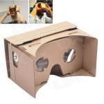 NEJE ZB01 DIY Google Cardboard Virtual Reality 3D Glasses £4.27 @ DX EU