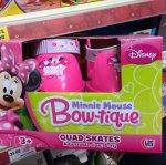 Minnie Mouse Bow-tique Quad Skates £7.50 @ Tesco Instore