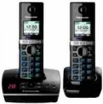 £10 = 80% off Panasonic KX-TG8062EB Twin Cordless Phone - £10 @ TESCO INSTORE