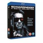 Arnold Schwarzenegger Box Set (Blu-Ray) £10 Delivered @ Fox Direct Via Play.com