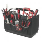 Forge Steel General Tool Kit 56 Piece Set - £29.99 @ Screwfix (collect from store)