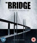 The Bridge Series 1 & 2 Box Set £18.99 Blu-ray @ the hut