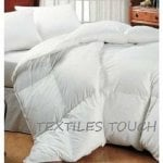 King size Goose feather & down duvet £30.99 inc postage. Other sizes available. Great price. Textiles Touch / Ebay