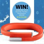 Win a JAWBONE UP24 Fitness Tracker worth £99.99 @ Halford Cycling