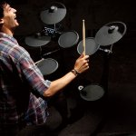 Win a Yamaha DTX400 Electronic Drum Kit @ FHM