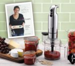 WIN a signed Monica Galetti cookbook & Dualit Hand Blender @ Dualit