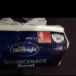 SilentNight 13.5 Tog single duvet £21.99 was £55 in store BHS Nottingham