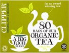 Clipper Organic Everyday Tea Bags (80) £2.04 @ Morrisons