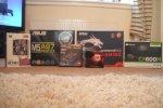 Gaming PC Zalman Z11, AMD FX 8350 4.0GHz, MSI r9 280x 3gb, 8gb RAM 1600MHz and more!