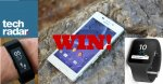 Win! A brilliant smartphone and next-gen wearables from Sony @ Tech Radar