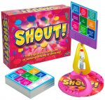 Win 1 of 4 SHOUT! games @ Toy Shop UK